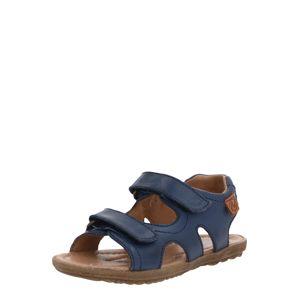 NATURINO Otevřená obuv 'SKY'  modrá