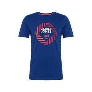 JACK & JONES Tričko 'COFRIDAY'  námořnická modř