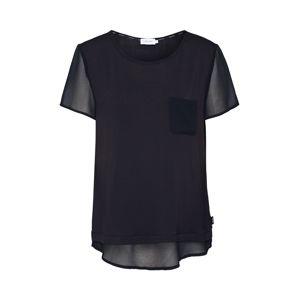 Calvin Klein Tričko 'MEDIA'  černá