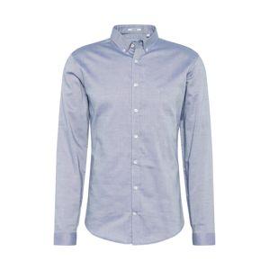 Lindbergh Společenská košile 'Oxford shirt L/S'  modrá