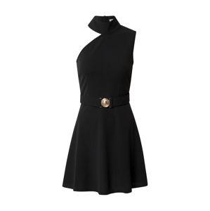 Unique21 Šaty  černá