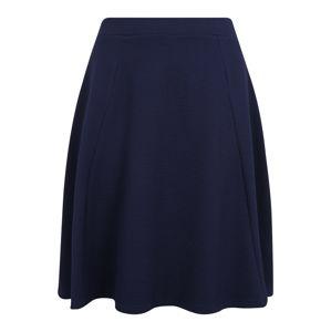 ABOUT YOU Curvy Sukně 'Thassia Skirt'  námořnická modř / tmavě modrá
