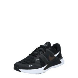 NIKE Sportovní boty 'Renew Fusion'  černá / bílá