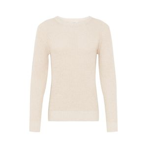 SELECTED HOMME Svetr 'SLHNED CREW NECK W'  offwhite