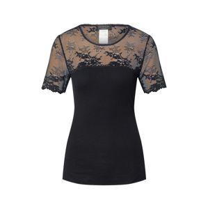 Rosemunde Tričko  černá