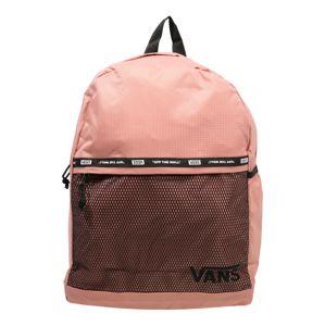 VANS Batoh 'PEP SQUAD II'  světle růžová / černá