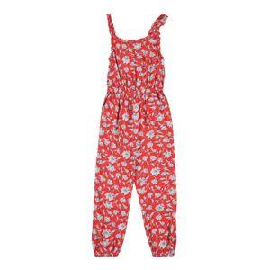 Pepe Jeans Overal 'SOFIA'  bílá / červená
