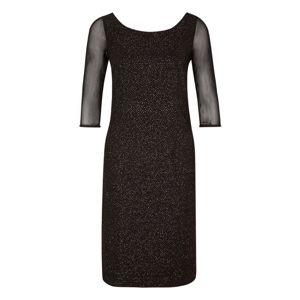 s.Oliver BLACK LABEL Šaty  černá