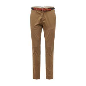 SELECTED HOMME Chino kalhoty 'YARD'  béžová