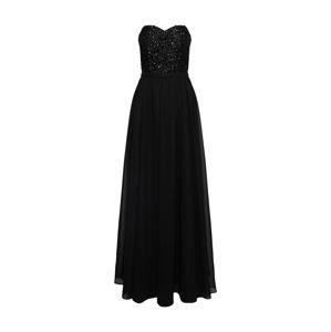 Mascara Společenské šaty  černá