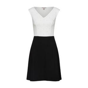 Anna Field Šaty  černá / bílá