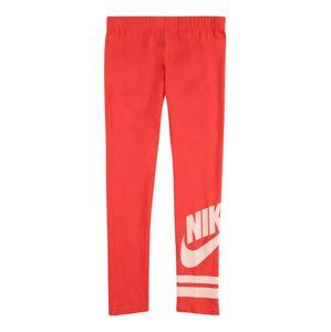 Nike Sportswear Legíny  korálová