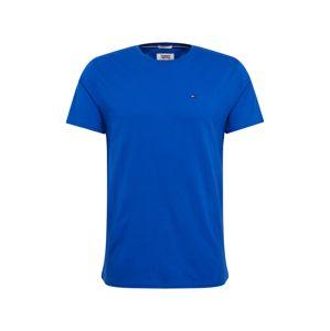 Tommy Jeans Tričko 'ESSENTIAL'  královská modrá