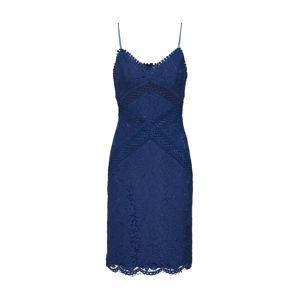 Love Triangle Koktejlové šaty 'Just One Look'  námořnická modř