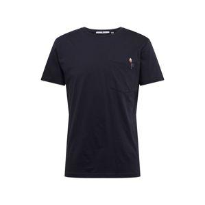Revolution Tričko  námořnická modř