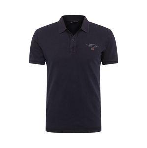 NAPAPIJRI Tričko 'ELBAS 2'  marine modrá