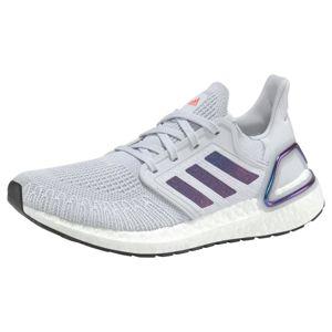 ADIDAS PERFORMANCE Běžecká obuv  světle šedá / fialová