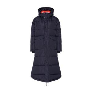 Kings Of Indigo Zimní kabát 'Yasu'  černá