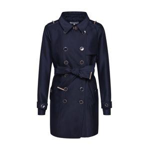 Morgan Přechodný kabát 'GROSSE PIÈCE'  marine modrá