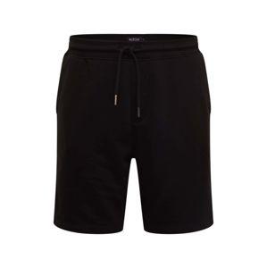 BURTON MENSWEAR LONDON Kalhoty  černá