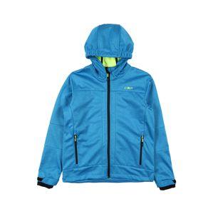 CMP Sportovní bunda  modrá / svítivě žlutá