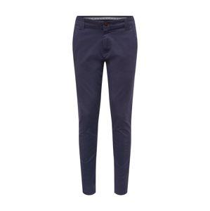 Tommy Jeans Chino kalhoty  chladná modrá