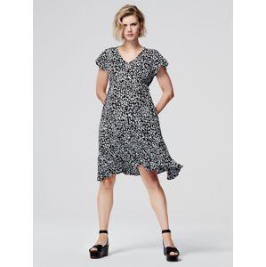 Supermom Letní šaty  béžová / černá