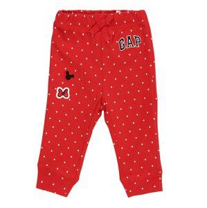 GAP Kalhoty  červená
