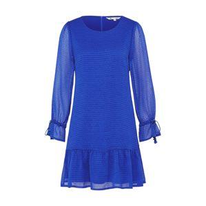 Yumi Šaty 'DOBBY DRESS'  modrá