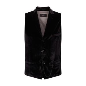CINQUE Vesta k obleku  černá