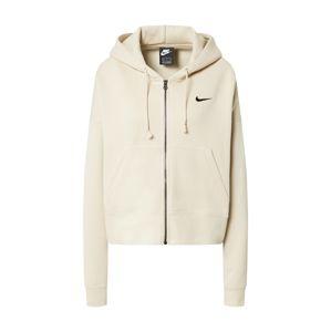 Nike Sportswear Mikina s kapucí  béžová