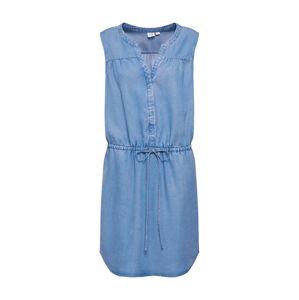 GAP Košilové šaty  indigo