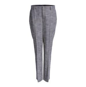 SET Kalhoty s puky  offwhite / černá