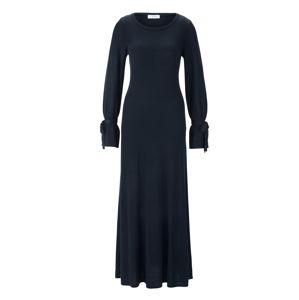 Heine Úpletové šaty 'Strickkleid'  tmavě modrá
