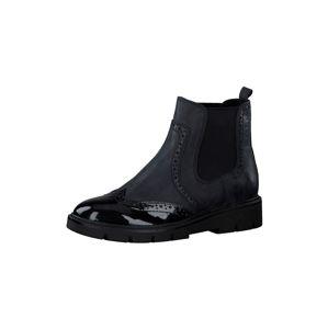 s.Oliver Chelsea boty  noční modrá