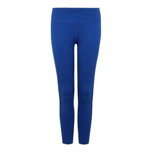 REEBOK Sportovní kalhoty 'SH Lux'  bílá / modrá / černá