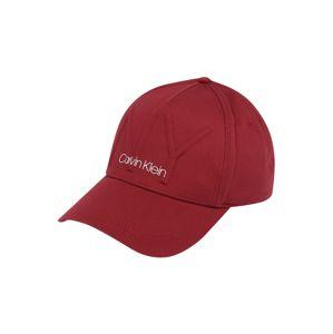 Calvin Klein Čepice  červená