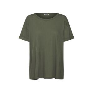 DRYKORN Oversized tričko 'LARIMA'  khaki