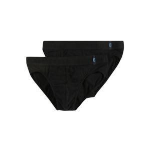 SCHIESSER Spodní prádlo  černá