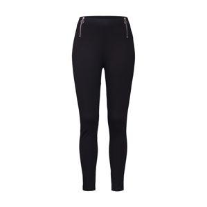 ABOUT YOU Chino kalhoty 'Florence Leggings'  černá