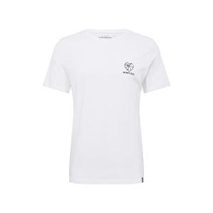 SHINE ORIGINAL Tričko  bílá / černá