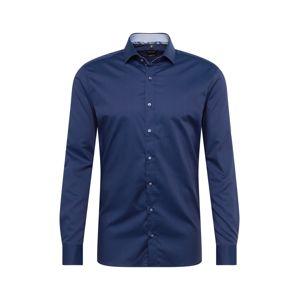 OLYMP Košile 'Level 5 City'  námořnická modř