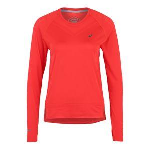 ASICS Funkční tričko 'Seamless'  rezavě červená