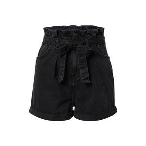 NEW LOOK Kalhoty  černá