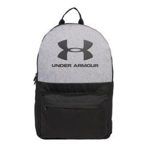 UNDER ARMOUR Sportovní batoh 'UA Loudon'  šedá / černá