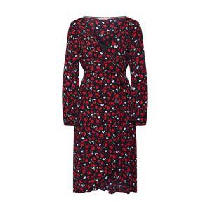 Tommy Jeans Letní šaty  jablko / červená / černá / bílá