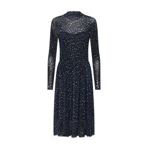 Desires Šaty 'Bellua 2'  tmavě modrá / bílá