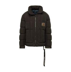 DIESEL Zimní bunda 'W-PETR JACKET'  černá