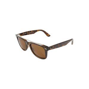 Ray-Ban Sluneční brýle 'WAYFARER'  hnědá