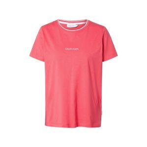 Calvin Klein Tričko  pink
